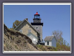 30 MIles Lighthouse New York am Ontario See