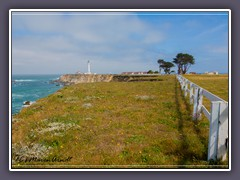 Point Arena Lighthouse - Mendocino County California