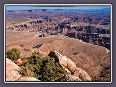 Canyonlands Nationalpark Overlook