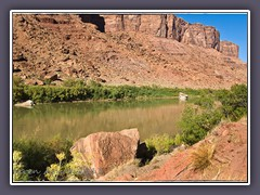 Colorado River in Moab