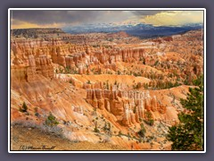 Bryce Canyon - Aussicht vom Sunset Point