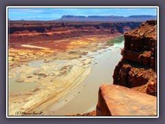 Hite Overlook - Colorado River