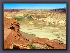 Hite Overlook - Glen Canyon Recreation Area