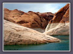 Lake Powell - Fahrt zur Rainbow Bridge