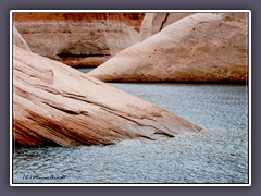 Lake Powell - Stausee Glen Canyon