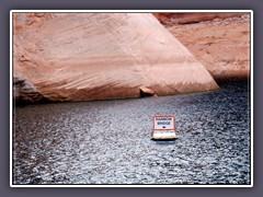 Lake Powell - unterwegs zur Rainbowbridge